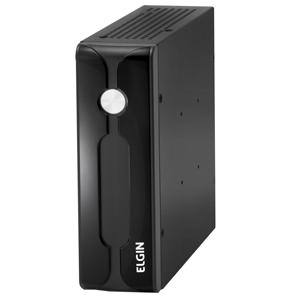 COMPUTADOR ELGIN NEWERA E3 NANO (CELERON J1800, 4GB RAM, 500GB HD ou 120GB SSD, 2 SERIAL)