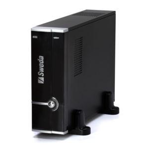 COMPUTADOR PADRÃO SWEDA (CELERON G3900 ou CORE I3 ou CORE I5 ou CORE I7, 4GB ou 8GB RAM, 500GB HD, 2 SERIAL)